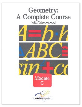Geometry Complete Course - Module C - DVD