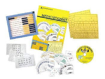RightStart Mathematics Math Card Games Kit