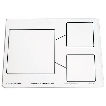 Number Bond Dry Erase Board