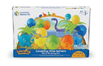 Count & Color Dinosorters