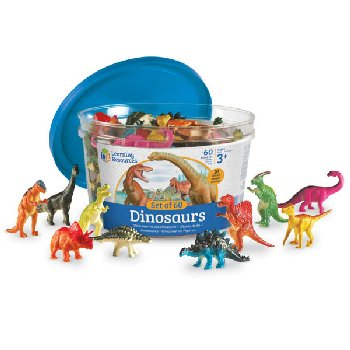 Dinosaur Counters (Set of 60)