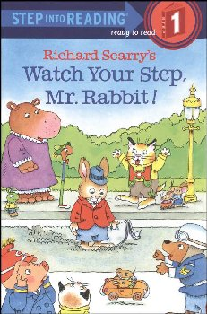 Watch Your Step, Mr. Rabbit! (Step Into Rdg 1