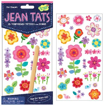 Jean Tats - Fun Flowers