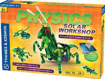 Physics Solar Workshop 2.0