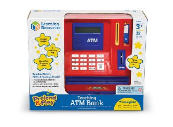 Pretend & Play Teaching ATM Bank