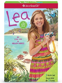 Lea 3-Book Box Set (American Girl)