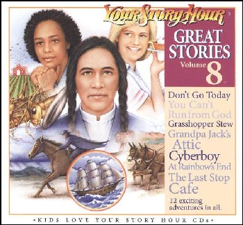 Great Stories Vol. 8 CD Album