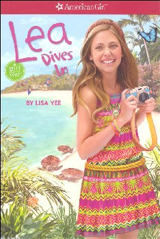 Lea Dives In - Book 1 (American Girl)