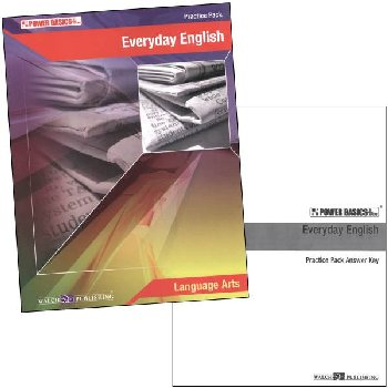Everyday English Practice Pack