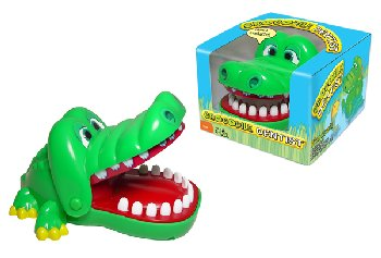 Crocodile Dentist Game