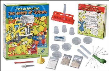 World of Germs Kit (Magic School Bus)