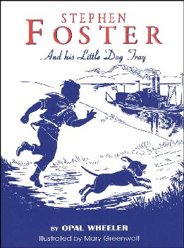 Stephen Foster and His Little Dog Trey