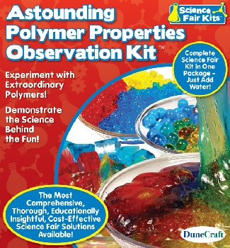Astounding Polymer Properties Observation Kit