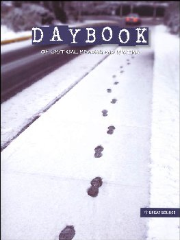 Daybooks of Critical Reading and Writing Student Book Grade 9