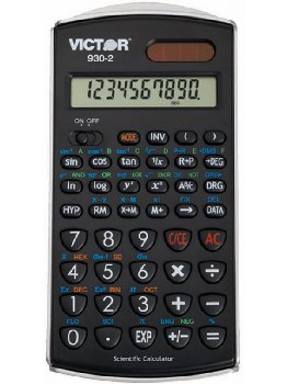 Victor Scientific Calculator 930-2