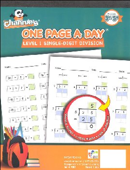 One Page a Day Beginning Division