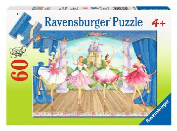 Fairytale Ballet Puzzle (60 pieces)