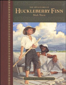 Adventures of Huckleberry Finn (Great Classic