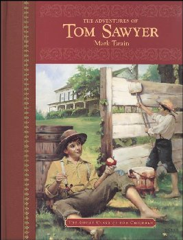 Adventures of Tom Sawyer (Great Classics Chld
