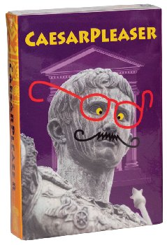 CaesarPleaser Card Game