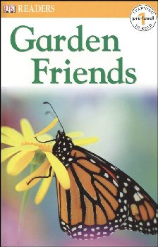 Garden Friends (DK Reader Pre-Level 1)