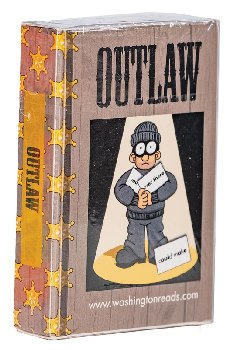 Outlaw Card Game