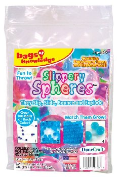 Slippery Spheres Bag of Knowledge