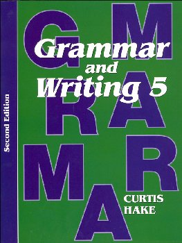 Grammar & Writing 5 Student Textbook 2ED