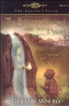 Savage Damsel and the Dwarf (Squire's Tales Book 3)