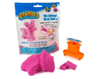 Mad Matt*r Ultimate Brick Maker 2 oz. Set - Pink