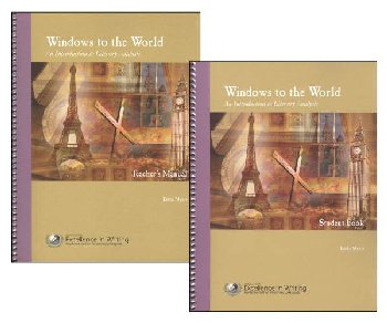 Windows to the World: Introduction to Literary Analysis Teacher and Student