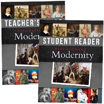 Dave Raymond's Modernity Student Reader and Teacher Guide Set