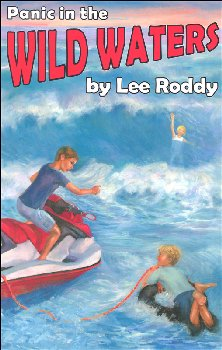 Panic in the Wild Waters Book 12