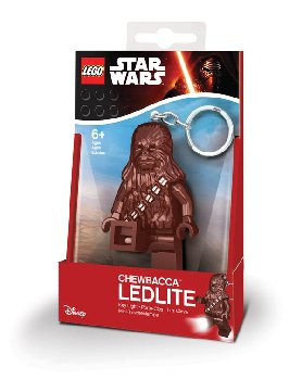 LEGO Star Wars Chewbacca Key Light