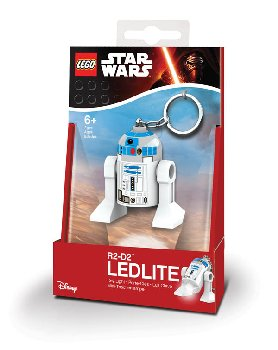LEGO Star Wars R2-D2 Key Light