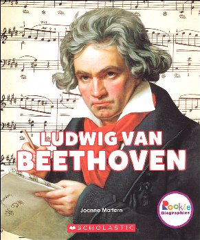 Ludwig Van Beethoven (Rookie Biographies)