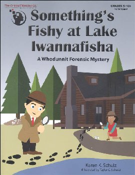 Something's Fishy at Lake Iwannafisha