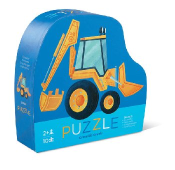 Digger Mini Puzzle (12 pieces)