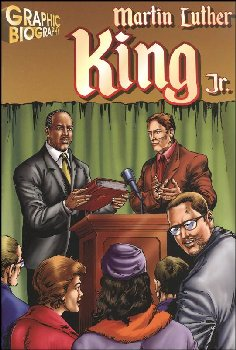 Martin Luther King Jr. (Graphic Biography)