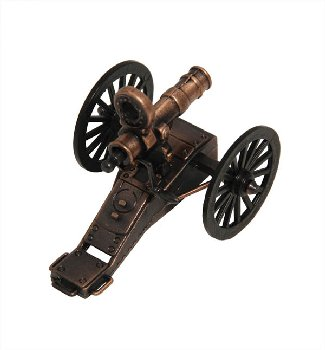 Gatling Gun Pencil Sharpener (Historic Weapons Pencil Sharpeners)