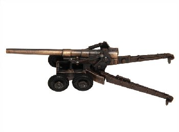 Howitzer Pencil Sharpener (Historic Weapons Pencil Sharpeners)