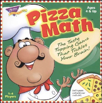 Pizza Math Tasty Topping Game