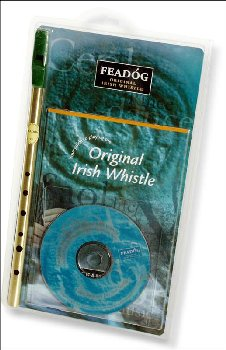 Irish Penny Whistle w/ Booklet and CD