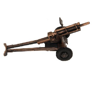 M101 Howitzer Pencil Sharpener (Historic Weapons Pencil Sharpeners)