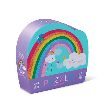 Rainbow Mini Puzzle (12 pieces)