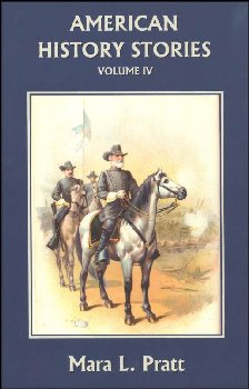 American History Stories Volume 4 Civil War