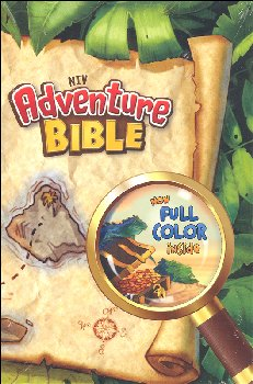 Adventure Bible NIV (Softcover)