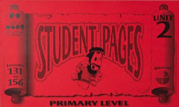 Primary Student Pages for Lessons 131-156