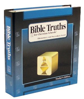 Bible Truths F Teacher Edition 2ED