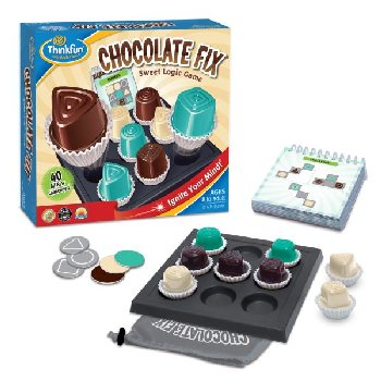 Chocolate Fix Sweet Logic Game
